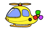 Helicopter coloring pages online