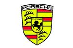Porsche logo coloring pages online