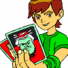 Ben ten coloring pages online from cartoons