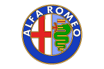 Alfa Romeo logo coloring pages online