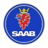 Saab logo coloring pages online (Logos of saab car coloring pages)