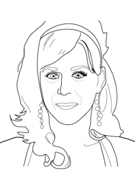Katy Perry coloring pages for kids, printable free coloring books