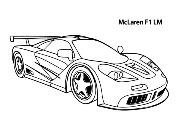 free printable coloring pages cars with color luxury colouring